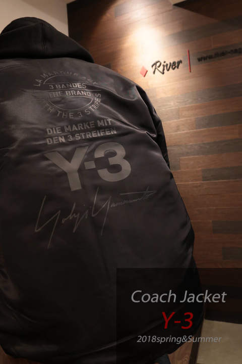Y-3 -New arrival- COACH JACKET