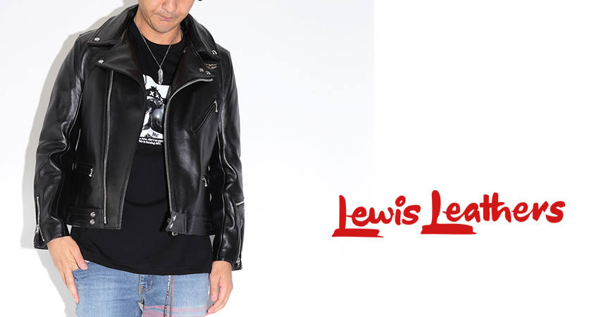 Lewis Leathers (ルイスレザー)