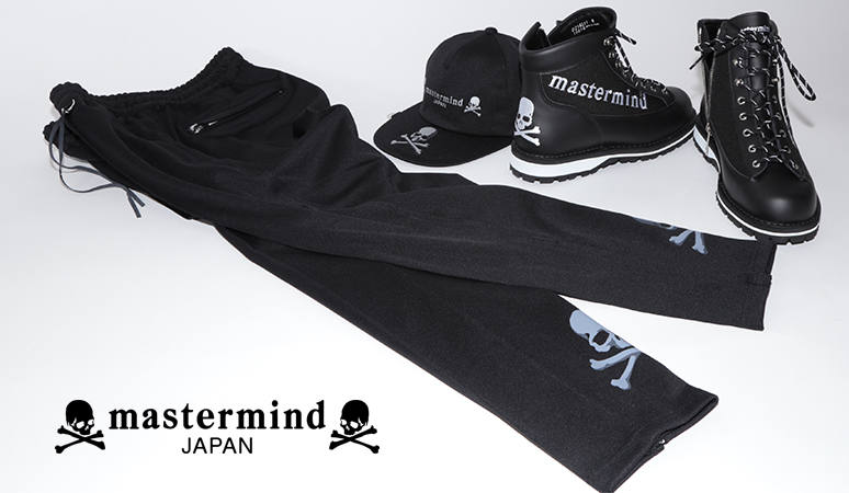 mastermind JAPAN 2nd delivery 9/16(日) 発売開始!