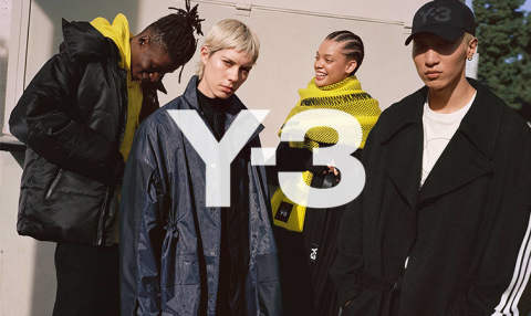 Y-3 second delivery