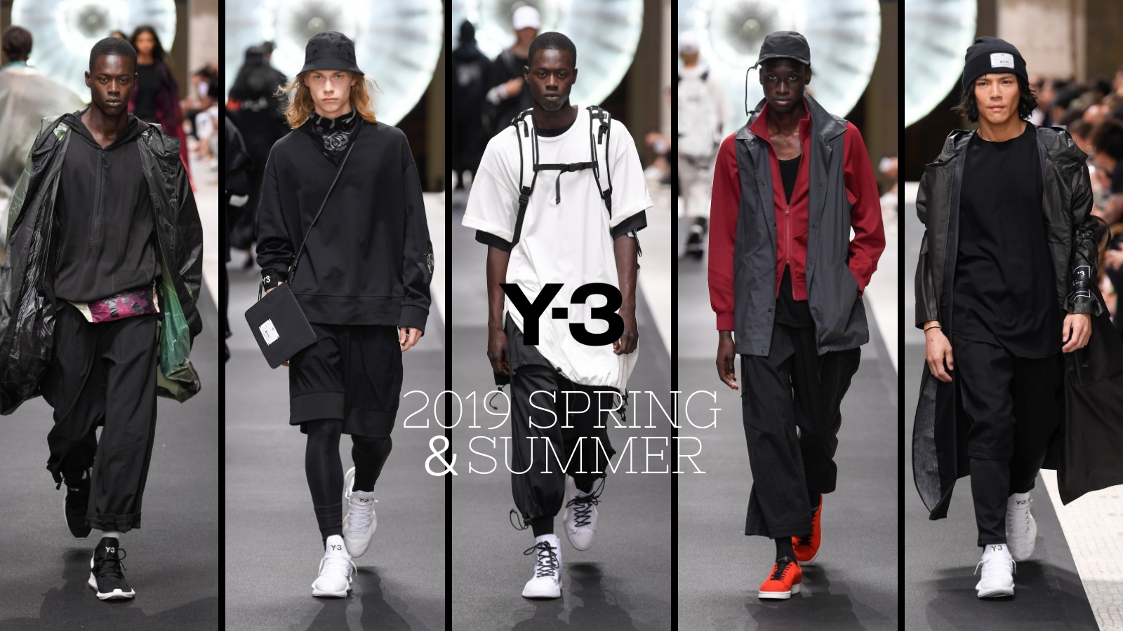 Y-3 2nd delivery