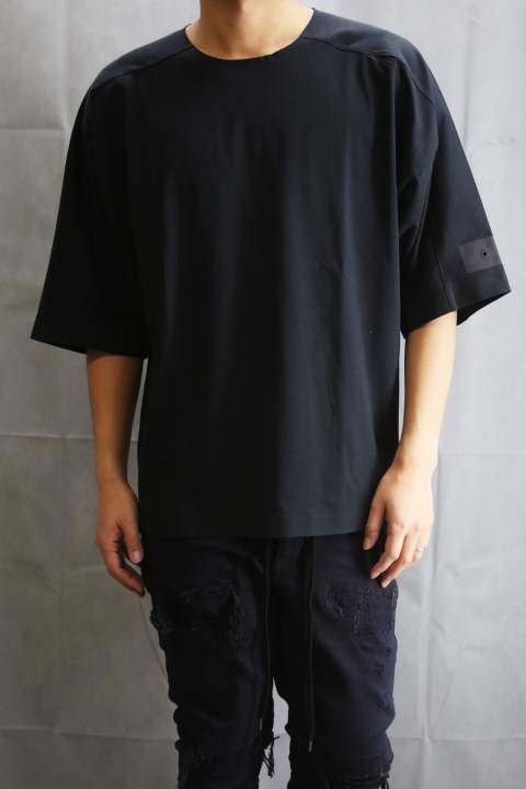 SKYLIGHT S/S TEE  Black