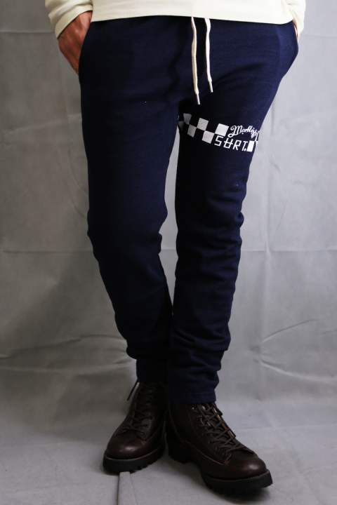 SURT×Marbles Sweat Pants Navy