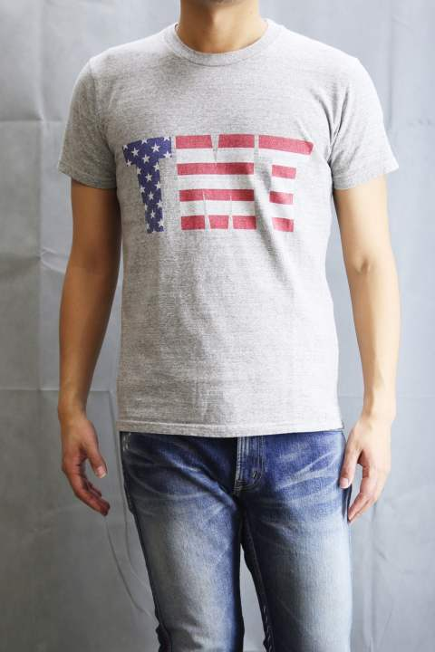 S/SL RAFI JERSEY (TMT Stars and Stripes) TOP Gray