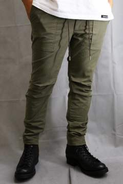 【River別注】 TIGHT BAKER PANTS  Khaki