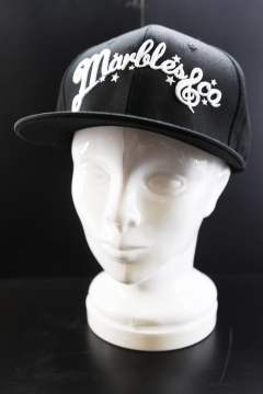 Snap Back Cap #Neo Logo  Black