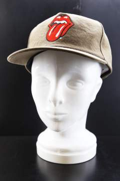 The Rolling Stones×Marbles 5Panel Cap Olive