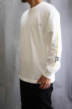 PAGE SIX LONG SLEEVE  White