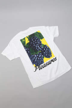 【ラスト1点 M】 BERRIES T-SHIRT White
