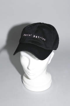 DAD CAP Black/Pink