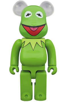 【BE@RBRICK】  Kermit The Frog 1000%