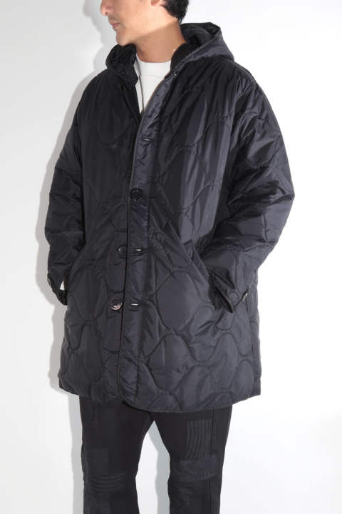 LINER COAT(WITH REMOVABLE COLLAR/HOOD)