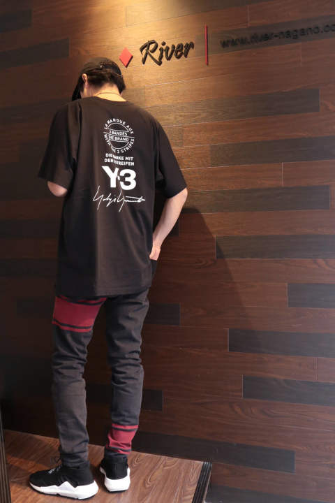 Y-3 TEE Style