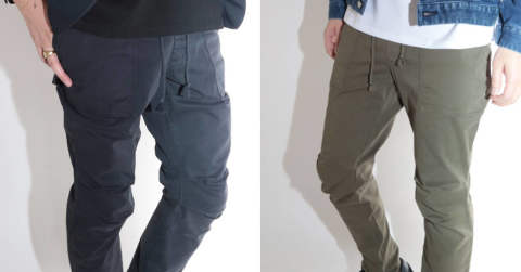 junhashimoto 【NARROW BAKER PANTS】